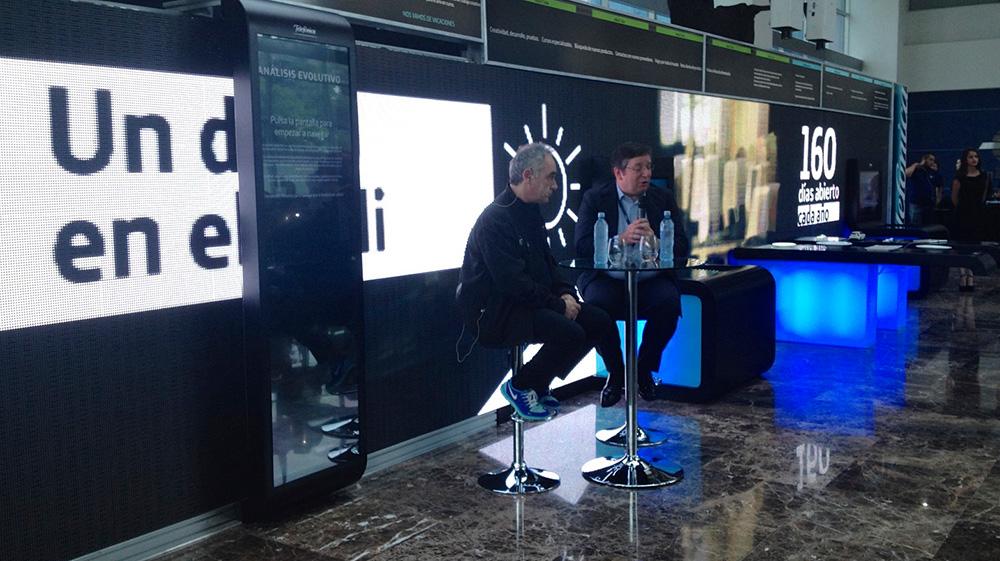 Ferran Adria Innovation Space